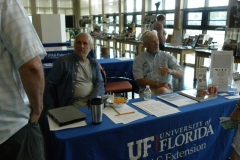 Volunteers-IFAS-booth