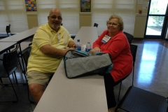 Volunteers-Michael-and-Rosalyn-Cassar-on-break-finally